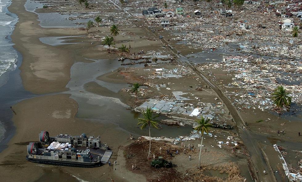 Los grandes desastres del mundo, naturales o no, están interconectados