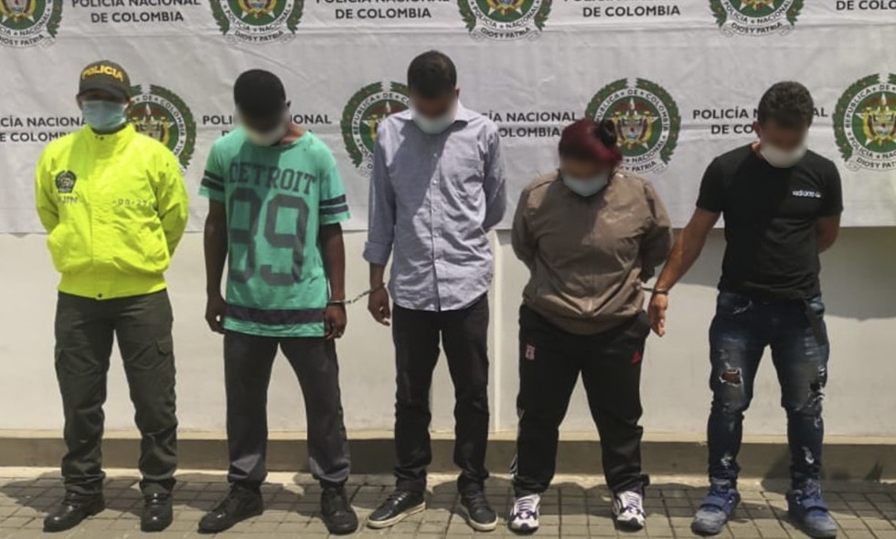 'Los Rojos' serían responsables de saqueos a tiendas durante el Paro Nacional en Cali