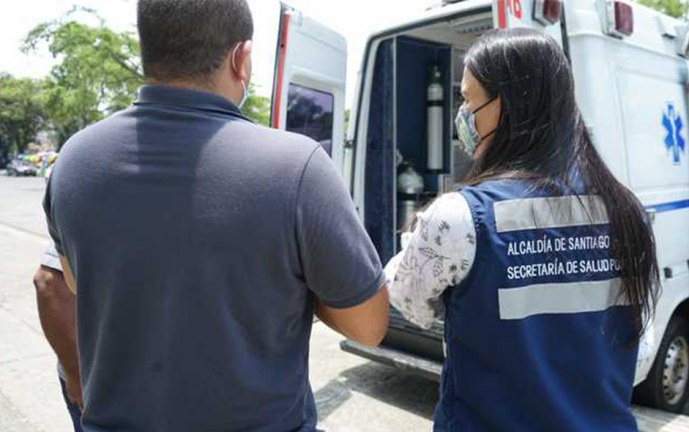 Operativos en Cali para controlar ambulancias sin requisitos de circulación