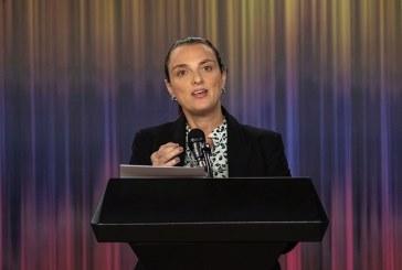 """""""Nunca dudé en renunciar"""": Karen Abudinen presentó renuncia a MinTic"""