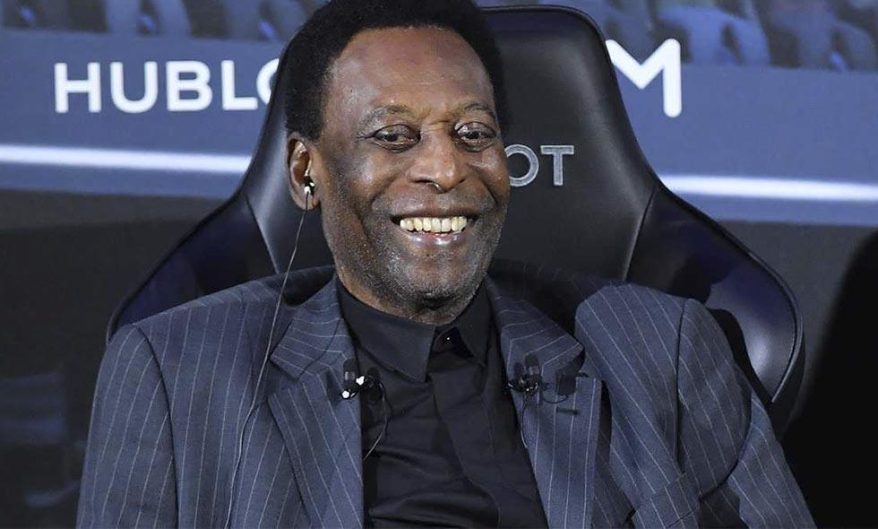 """Pelé asegura que se """"recupera bien"""" tras ser operado de tumor en el colon"""