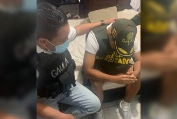 Policía rescató a menor secuestrado en la vía Palmira – Candelaria