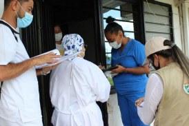 Puerta a puerta buscan completar esquemas de vacunación anticovid en Valle