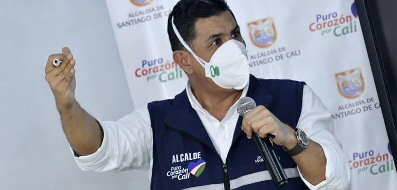 El 'jalón de orejas' a Jorge Iván Ospina por la falta de liderazgo tras el paro