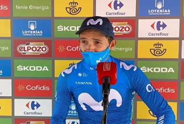 Superman López ganó etapa reina de la Vuelta a España
