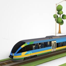 Tren de Cercanías del Valle no fue incluido en el Presupuesto Nacional de 2022