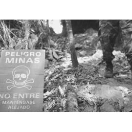 Familias de militares muertos en campo minado en Dagua aún esperan sus cuerpos