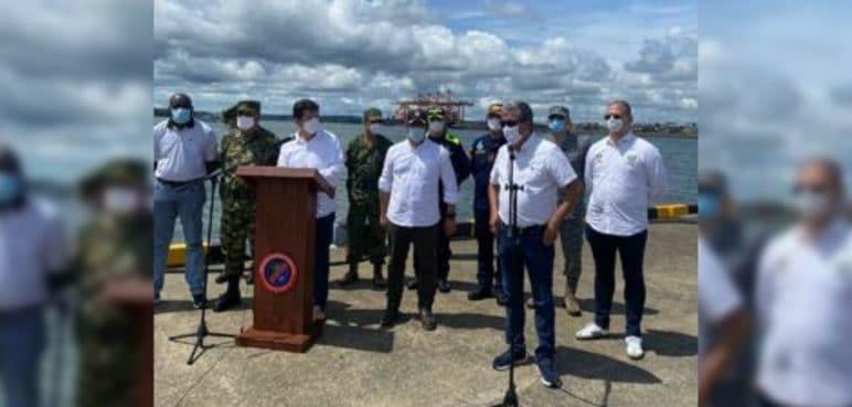 Gobierno nacional ratifica su apoyo para atender crítica situación de orden público en Buenaventura