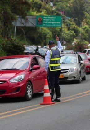 Movilidad: Incrementaron accidentes de tránsito durante este puente festivo
