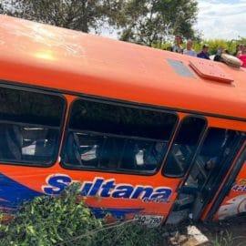 Asesinan a conductor de bus intermunicipal en la vía Pradera – Candelaria