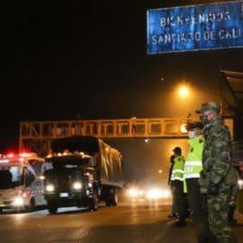 Alcaldía suspendió medida de 'Pico y Placa' en el Kilómetro 18
