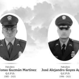 Recompensa de 0 millones para capturar a asesinos de dos policías en Santander de Quilichao