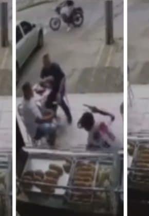 Víctima de asalto disparó contra sus atracadores y les ocasionó la muerte