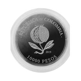 Nueva edición limitada de moneda de 10 mil pesos circulará en Colombia