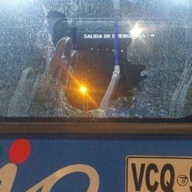 Durante el mes de octubre, 58 buses del MÍO sufrieron algún tipo de acto vandálico