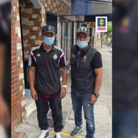 A la cárcel presunto asesino de DJ en Yumbo