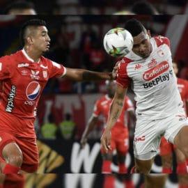 América perdió ante Santa Fe en el primer duelo de la final de la Superliga