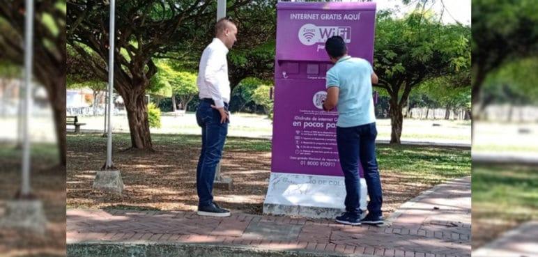 Gobierno del Valle presentará a MinTIC proyecto para su propia red Wifi