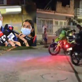 Lo que se sabe del crimen de tres hombres en el barrio Alfonso López