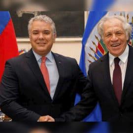 Se renueva mandato de la Misión de Apoyo de la OEA en Colombia