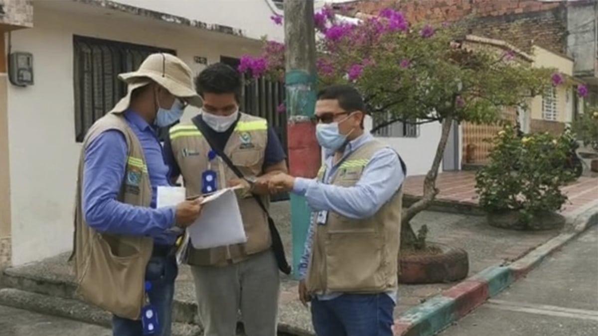 Policía de Cali investiga polígono de tiro ilegal en el sector de Navarro