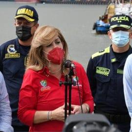 Anuncian nuevos esfuerzos para combatir criminalidad en Buenaventura