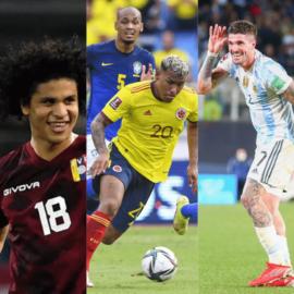 Jugada la fecha 11 de las Eliminatorias Sudamericanas, así quedó la tabla