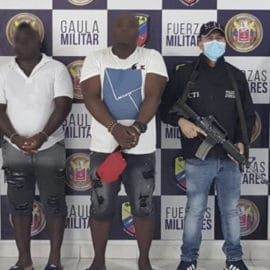 Caen integrantes del frente Che Guevara del ELN por secuestro en Buenaventura