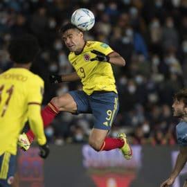 Colombia se trae importante punto de Montevideo rumbo al Mundial