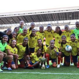 Así podrá comprar las boletas para ver a la Selección Colombia Femenina en Cali