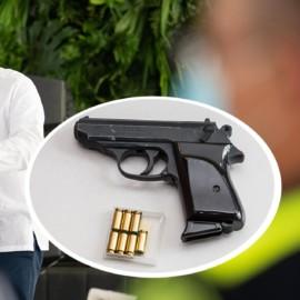 Con decreto regularán uso de armas traumáticas desde la otra semana
