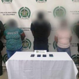 Desarticulan banda criminal en Cali que operaba en centros carcelarios