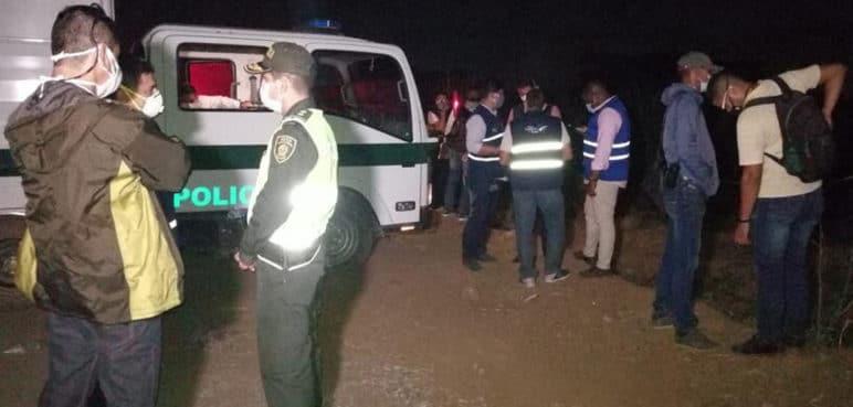 Dos personas muertas y tres heridas tras balacera en discoteca de Palmira