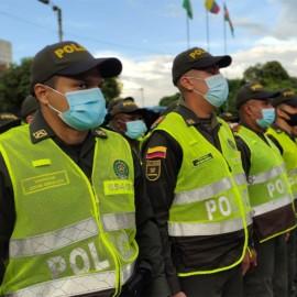 Dispositivo de seguridad por Día Sin IVA incluirá 1300 uniformados de la Policía
