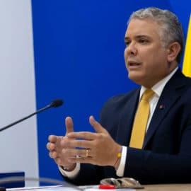 Duque advierte a empresarios colombianos por llamado de Maduro a invertir en Venezuela
