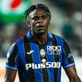 Duván Zapata: reconocido por su club en Italia
