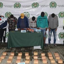 Capturan a presuntos responsables del asesinato de Junior Jein