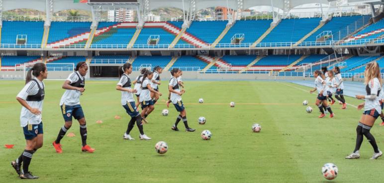 Una a una: listado de jugadoras de la Selección Colombia que jugarán ante Chile