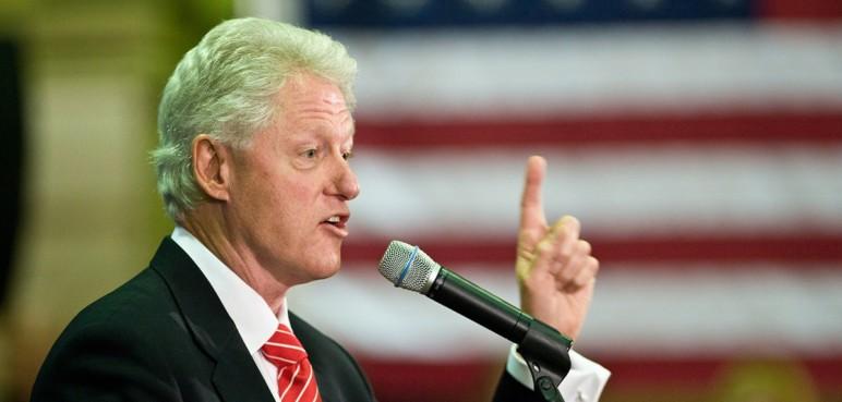 Expresidente de EE.UU. Bill Clinton es internado por una infección