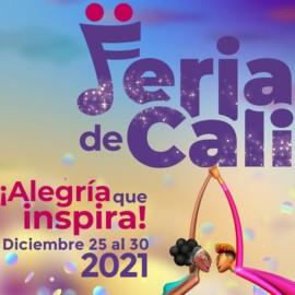 La Feria de Cali 2021 ya tiene afiche oficial: conózcalo aquí