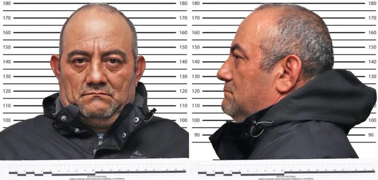 """Gobierno promete """"desmantelamiento de Clan del Golfo"""" tras captura de Otoniel"""