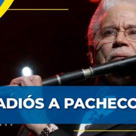 Adiós a Johnny Pacheco