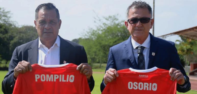 Juan Carlos Osorio continuará al mando del América de Cali, pero...