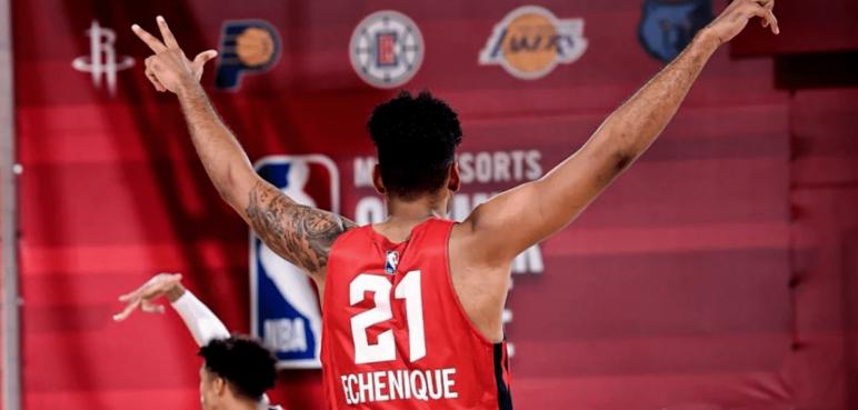 La NBA, un sueño que seguirá esquivo para Jaime Echenique