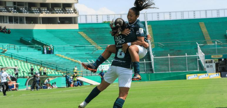 La primera baja del Deportivo Cali Femenino para la Libertadores