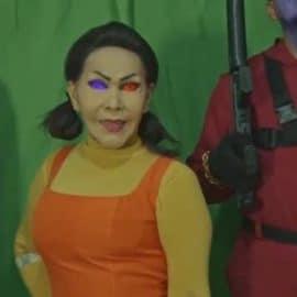 La Tigresa del Oriente lanza reguetón inspirado en 'El Juego del Calamar'