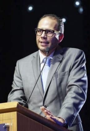Luis Fernando Pérez, nuevo presidente de la Cámara de Comercio