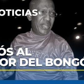 Adiós al Señor del Bongó, Roberto Roena