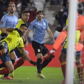 Galería: Los mejores momentos que dejó el empate de la Selección Colombia en Uruguay