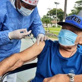 Inician estrategias para lograr vacunación del 75% en Cali el 15 de noviembre